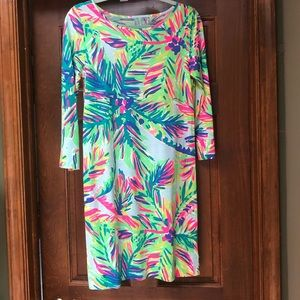 *WORN ONCE* Lilly Pulitzer 3/4 Sleeve Dress